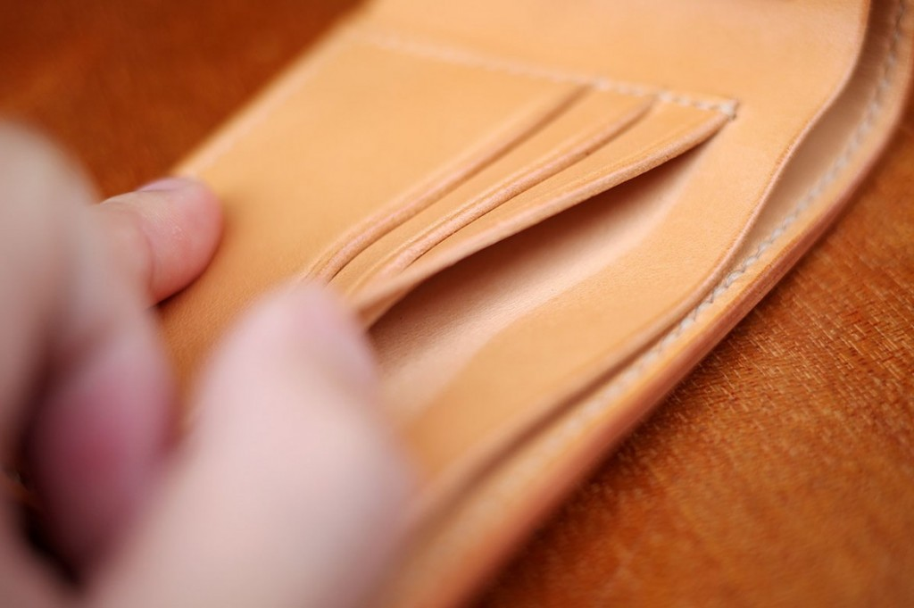 Vegetable tanned leather 8