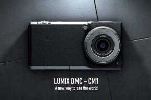 即是手機又是相機,Panasonic 發布最強智能拍照手機DMC-CM1