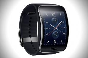 最前沿的智能移動體驗,Samsung 發布新一代智能腕錶 Gear S