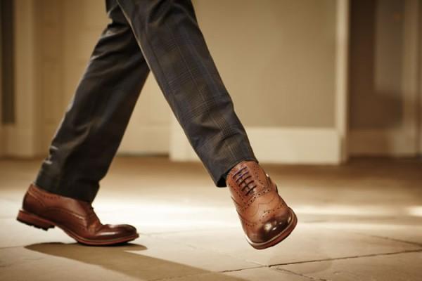 帶你重溫電影中的經典片段,Ted Baker 發布2014 秋冬季鞋履Lookbook 1