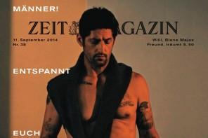 Tony Ward 為 Zeit Magazine 九月刊拍攝造型內頁