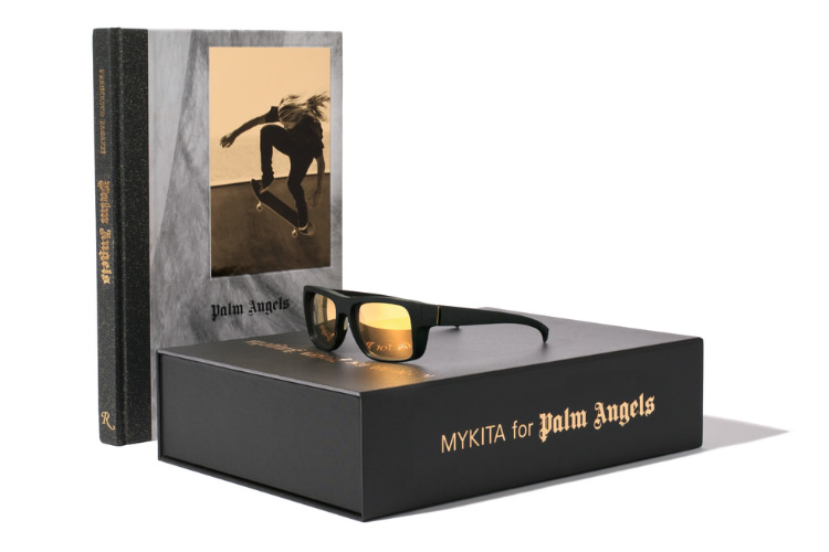 Palm Angels x MYKITA 帶來MYLON Calypso 太陽鏡 1