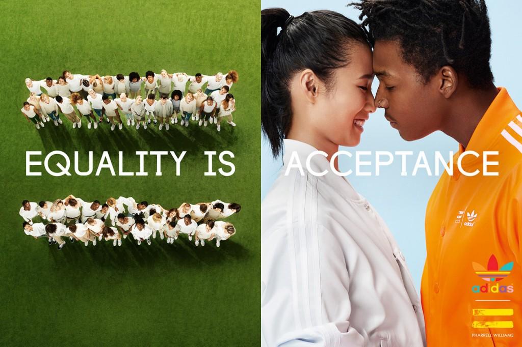 充滿樂觀與希望,Pharrell Williams x adidas Originals 帶來全新形象特輯 2