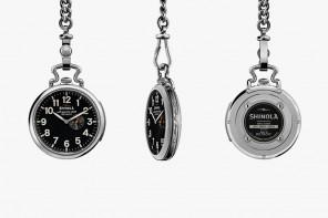 Shinola 推出Henry Ford 致敬版懷錶