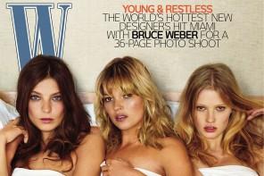 讓你一次看個夠:W Magazine 超模封面大回顧