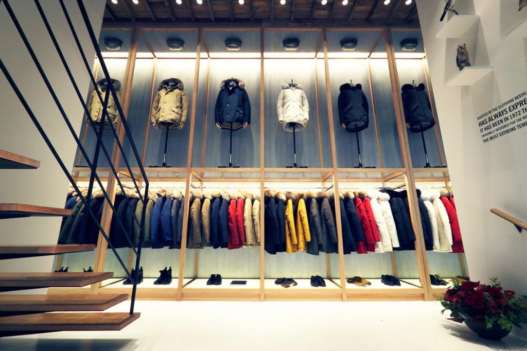 Woolrich John Rich & Bros. 於表參道開設首家東京旗艦店鋪 1