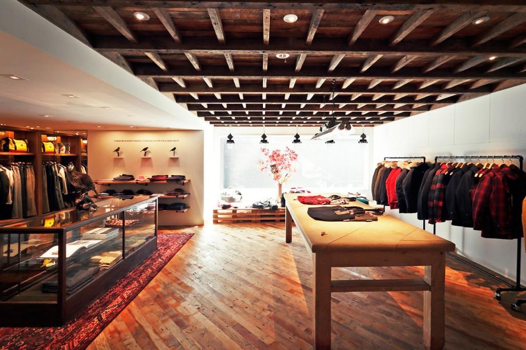 Woolrich John Rich & Bros. 於表參道開設首家東京旗艦店鋪 2