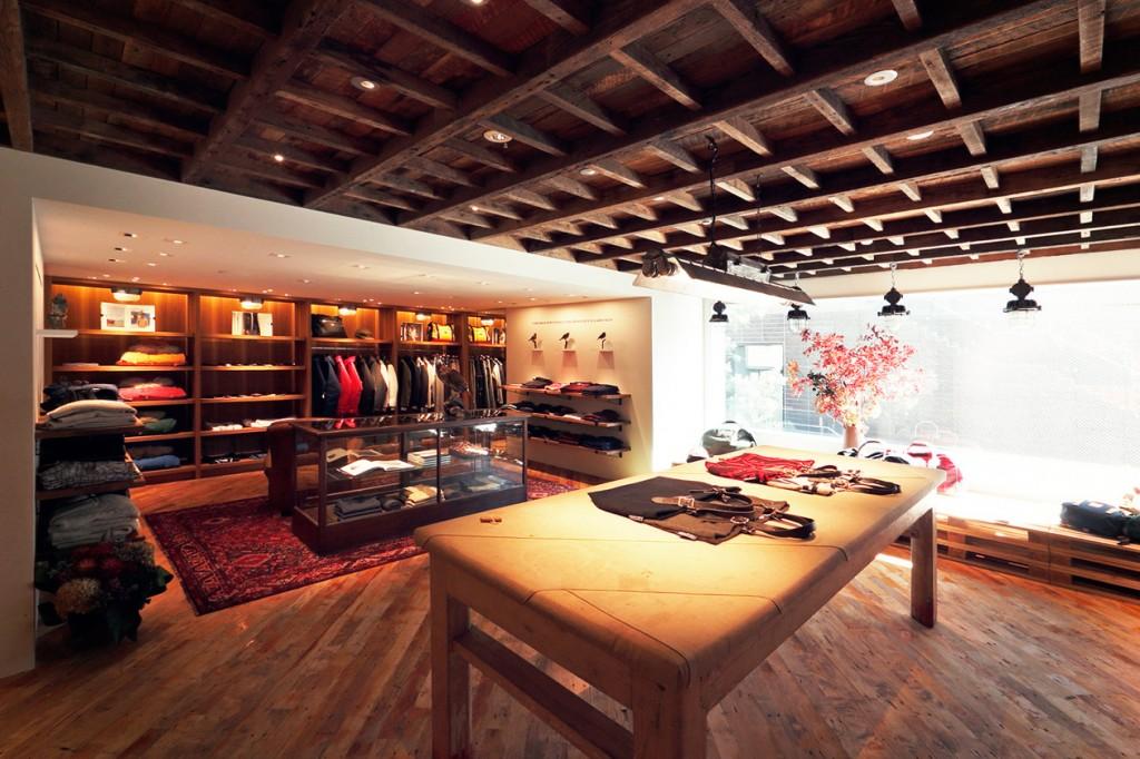 Woolrich John Rich & Bros. 於表參道開設首家東京旗艦店鋪 3