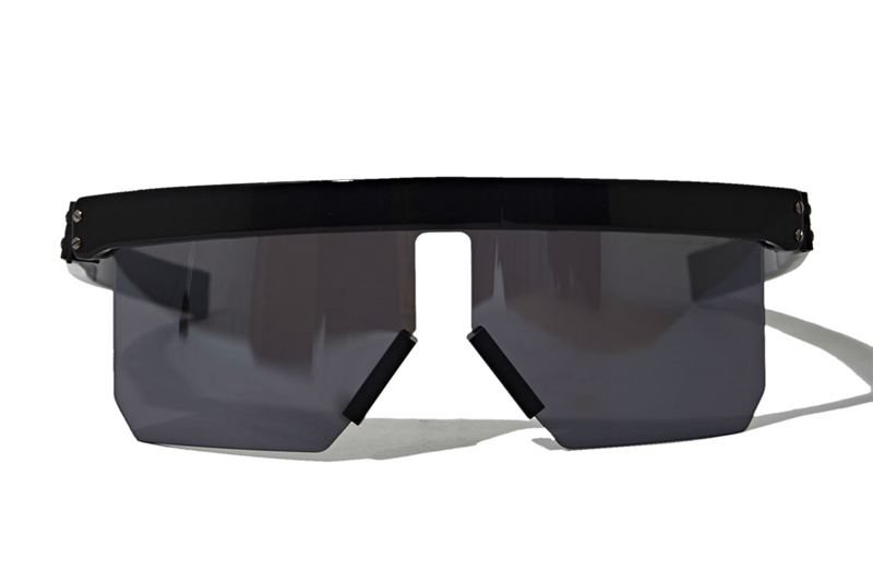 Rick Owens 推出Mirror Horn Sunglasses 太陽鏡款 3