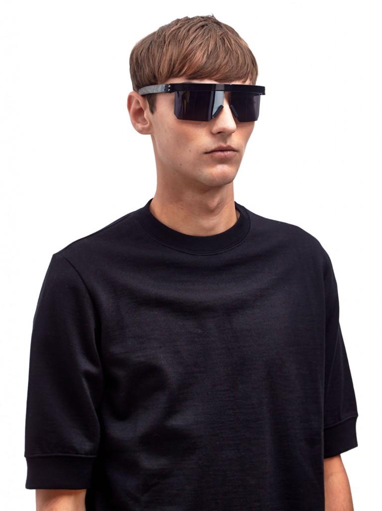 Rick Owens 推出Mirror Horn Sunglasses 太陽鏡款 8