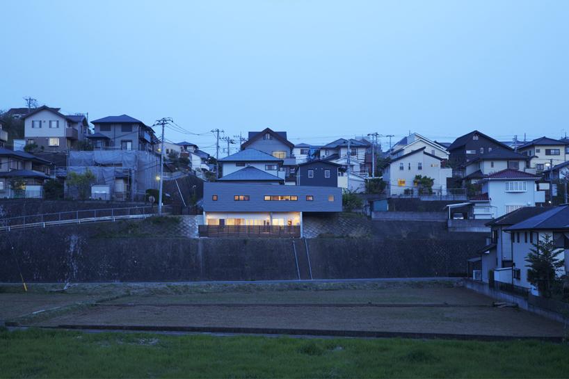 yo yamagata 建築事務所設計MS house 2