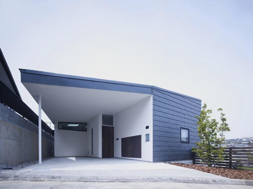 yo yamagata 建築事務所設計MS house 11