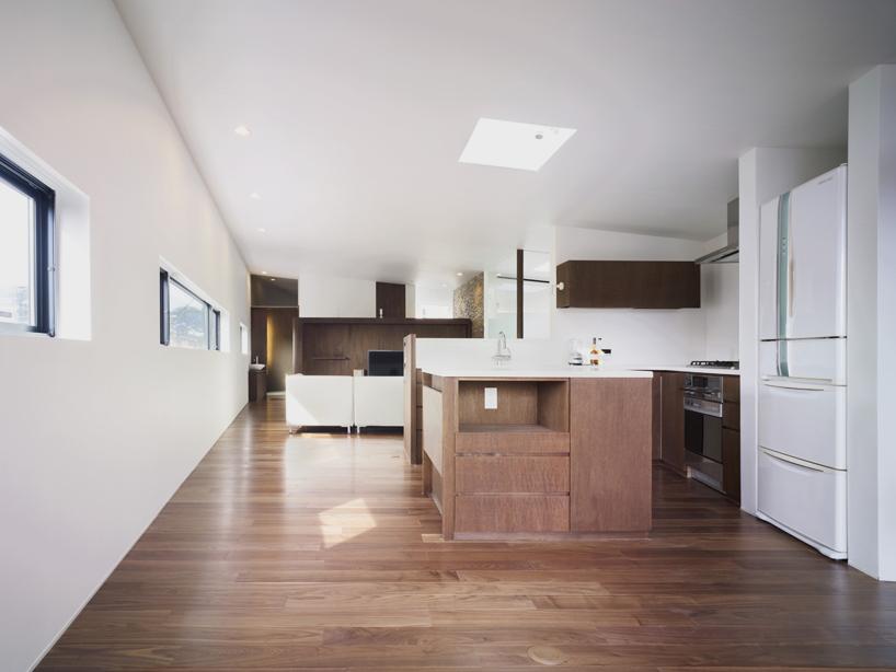 yo yamagata 建築事務所設計MS house 12