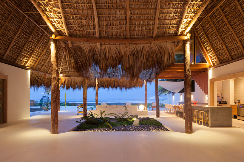 與自然共生,Cincopatasalgato Architects 事務所打造Casa Costa Azul 住宅 1
