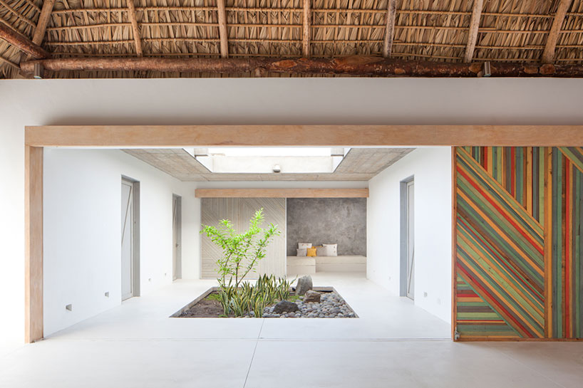與自然共生,Cincopatasalgato Architects 事務所打造Casa Costa Azul 住宅 3