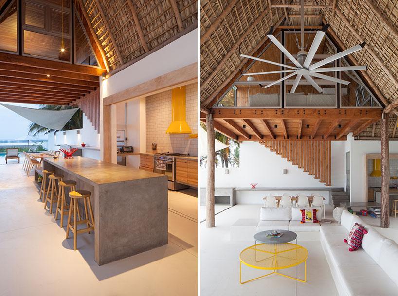 與自然共生,Cincopatasalgato Architects 事務所打造Casa Costa Azul 住宅 4