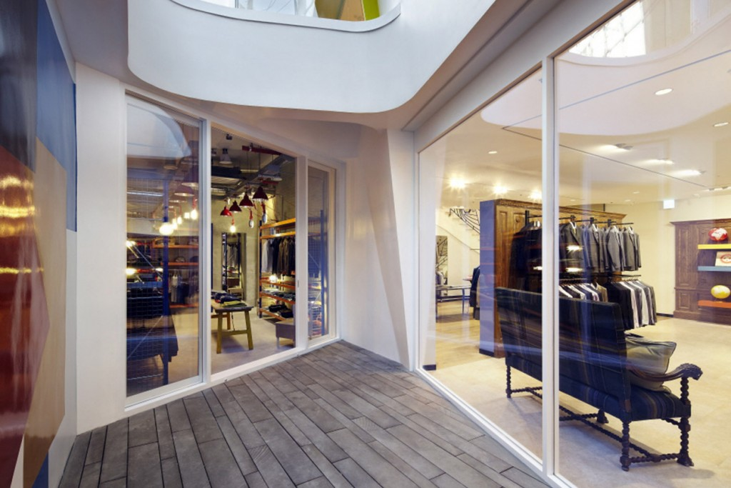 Paul Smith First Flagship Store in Asia 3