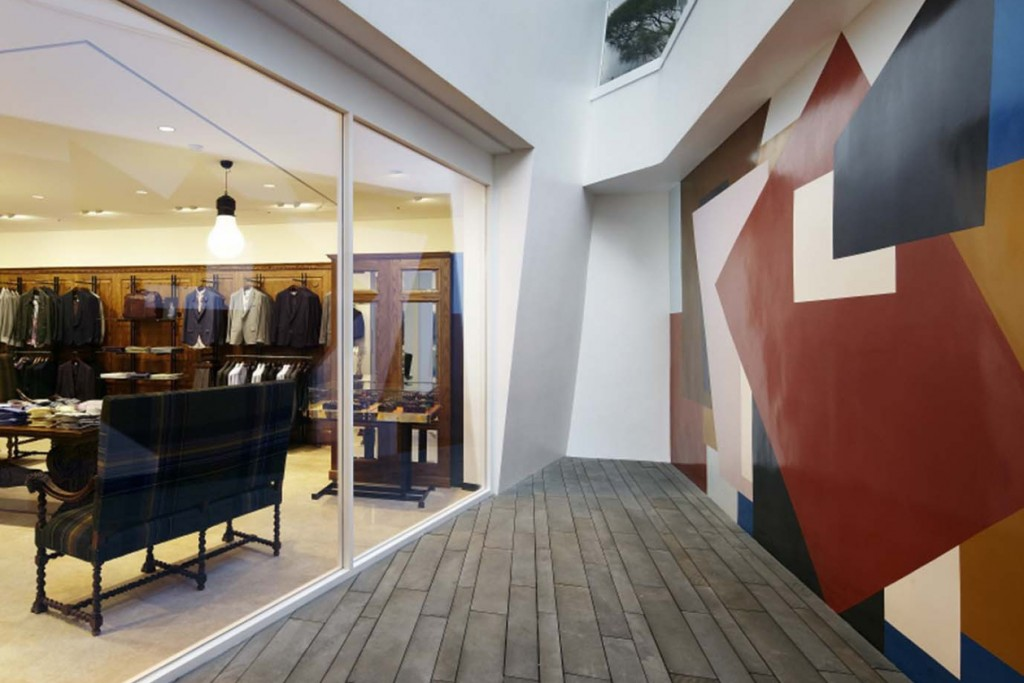 Paul Smith First Flagship Store in Asia 4
