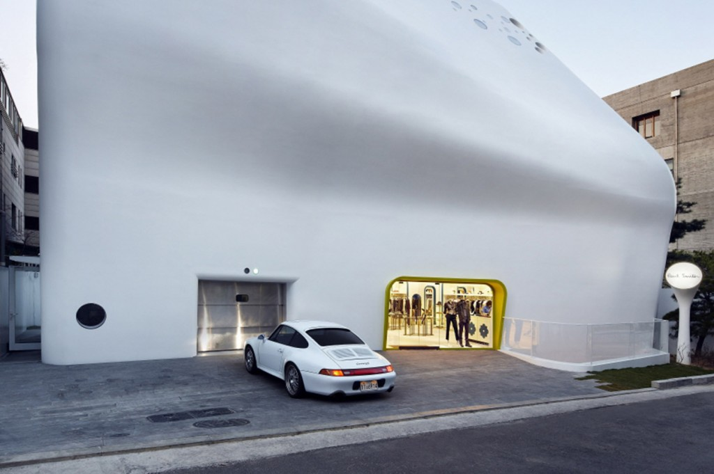 Paul Smith First Flagship Store in Asia 8