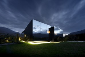 "Peter Pichler Architecture 建築事務所打造The Mirror Houses ""鏡之屋"""