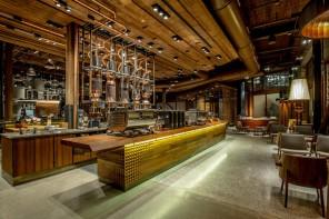 全球最大的Starbucks 旗艦店鋪于西雅圖全新開張