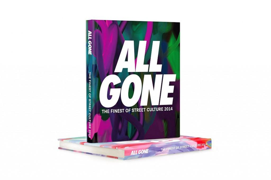 帶你全面了解街頭文化寶典,《ALL GONE》2014 年鑑書籍 1