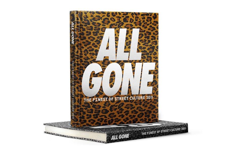 帶你全面了解街頭文化寶典,《ALL GONE》2014 年鑑書籍 2