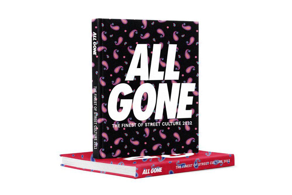 帶你全面了解街頭文化寶典,《ALL GONE》2014 年鑑書籍 3