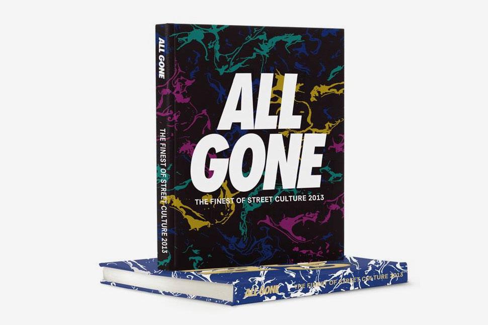 帶你全面了解街頭文化寶典,《ALL GONE》2014 年鑑書籍 4