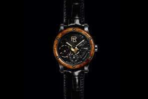 靈感源自Bugatti 傳奇經典超跑,Ralph Lauren 發布RL Automotive Skeleton Watch