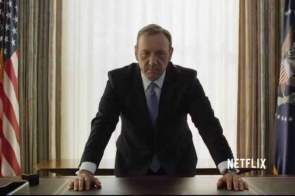 新一輪屠殺開始了,《House of Cards》第三季首個預告片 3