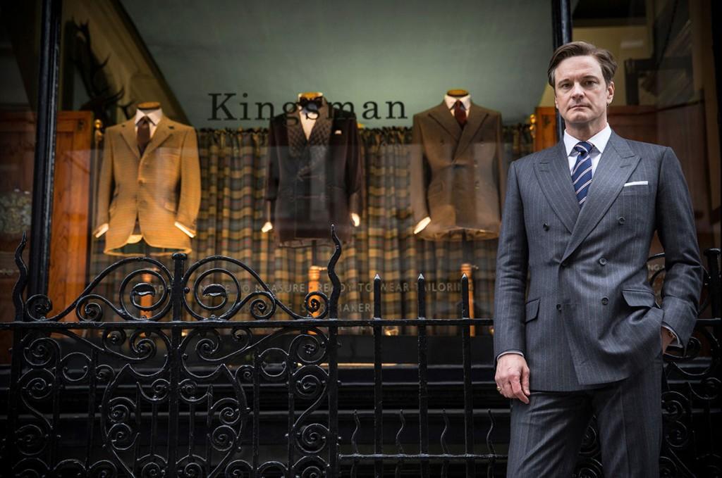 《Kingsman》聯手MR PORTER 打造同名時尚男裝品牌 23
