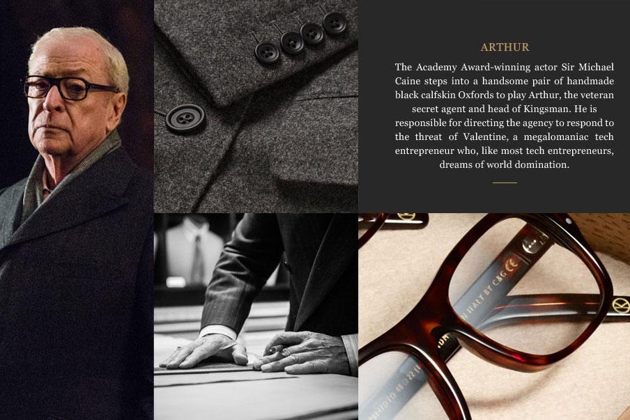 《Kingsman》聯手MR PORTER 打造同名時尚男裝品牌 24