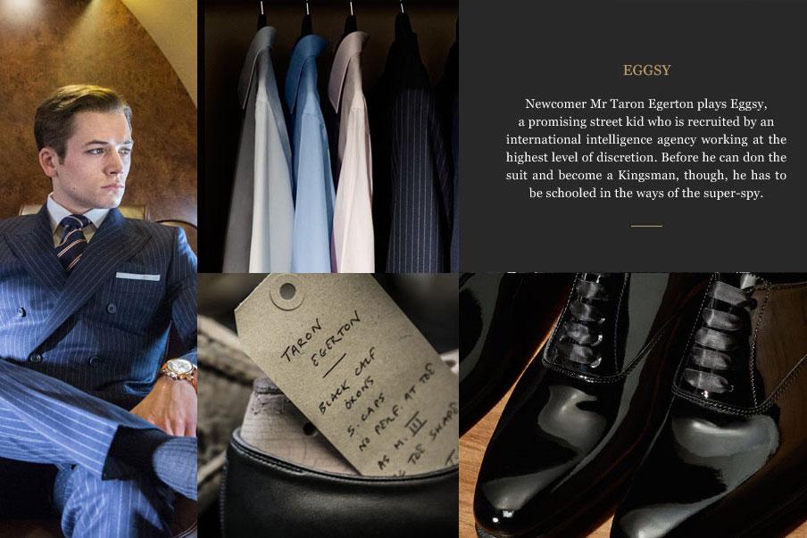 《Kingsman》聯手MR PORTER 打造同名時尚男裝品牌 25