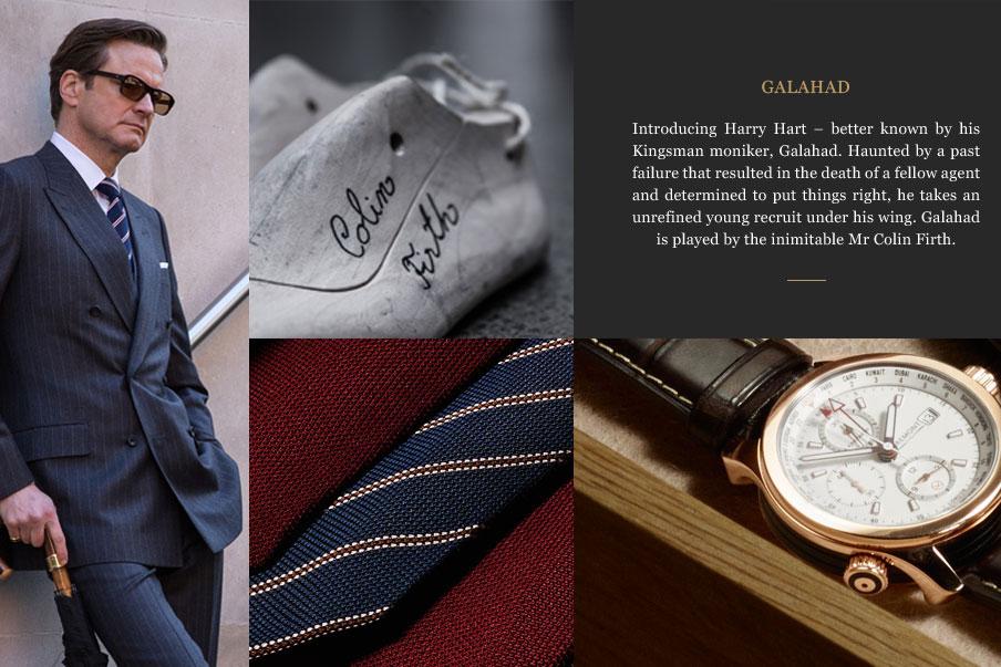 《Kingsman》聯手MR PORTER 打造同名時尚男裝品牌 26