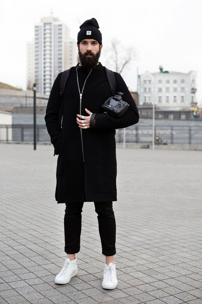 London Men's Fashion Week Fall 2015 5