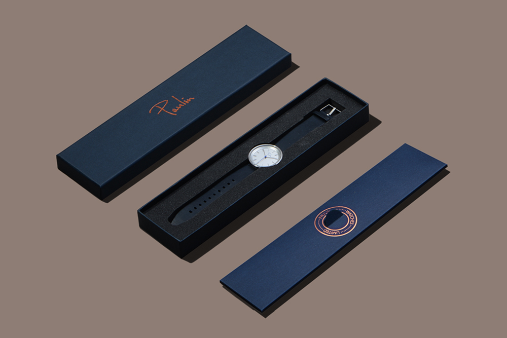 英倫腕表品牌Paulin 推出全新系列表款  7
