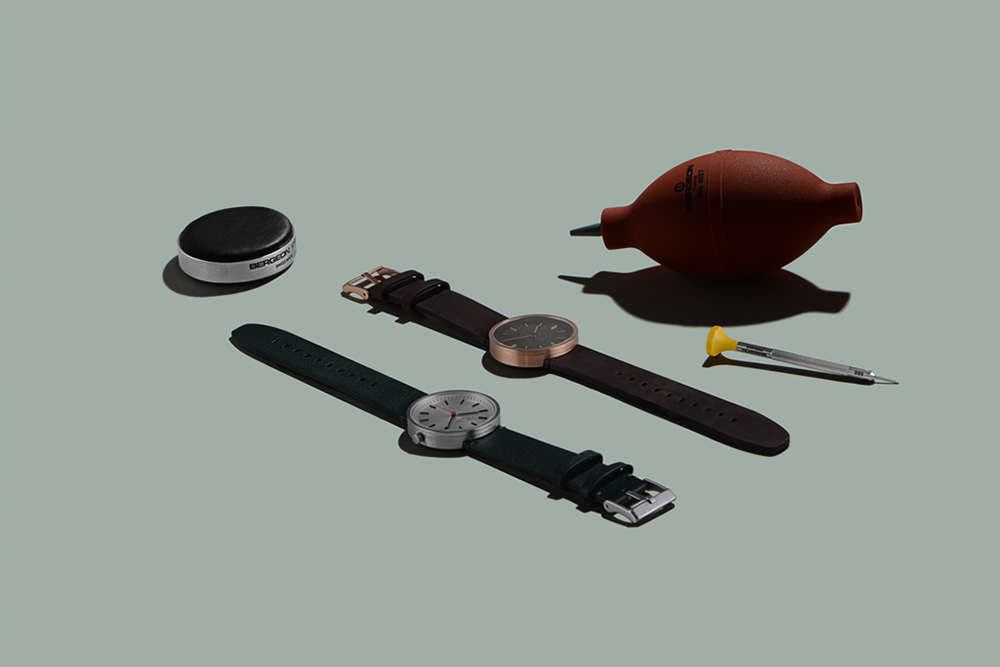英倫腕表品牌Paulin 推出全新系列表款  8