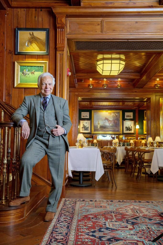 Ralph Lauren 在紐約開設首家the Polo Bar 餐廳 1
