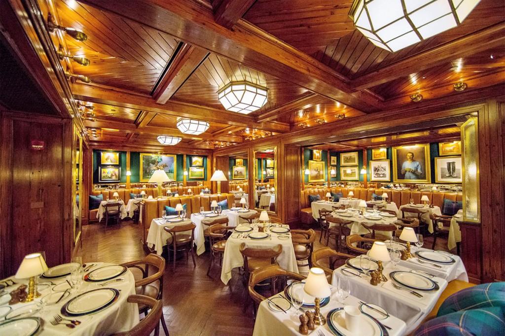 Ralph Lauren 在紐約開設首家the Polo Bar 餐廳 2