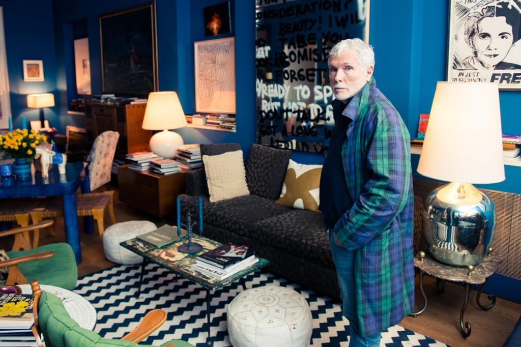 當今最具影響力之一的時尚作家:Glenn O'Brien 19