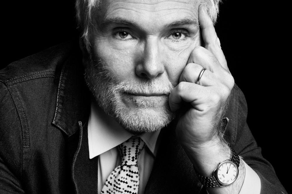 當今最具影響力之一的時尚作家:Glenn O'Brien 24
