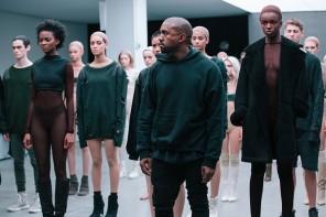 Kanye West x adidas 聯名系列發布會隆重登場