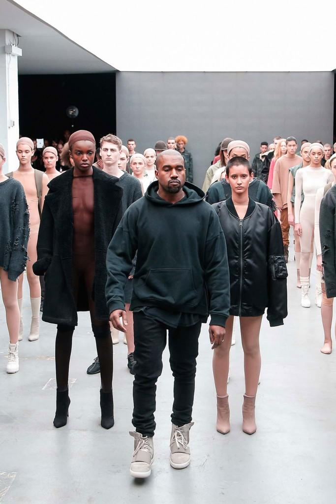 Kanye West x adidas 發布會隆重登場 55