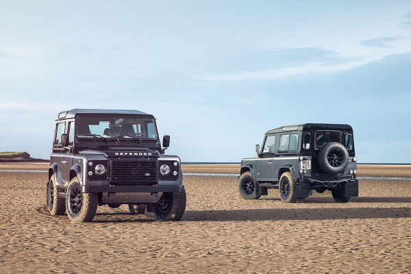 LAND ROVER DEFENDER SPECIAL EDITIONS  7