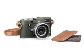 Leica 發布全新Safari 限量版M-P(Typ 240) 相機套裝