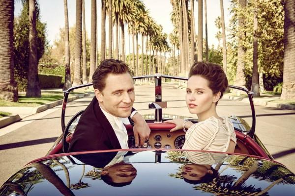 《Vanity Fair》發布2015 Hollywood Issue 特刊 1