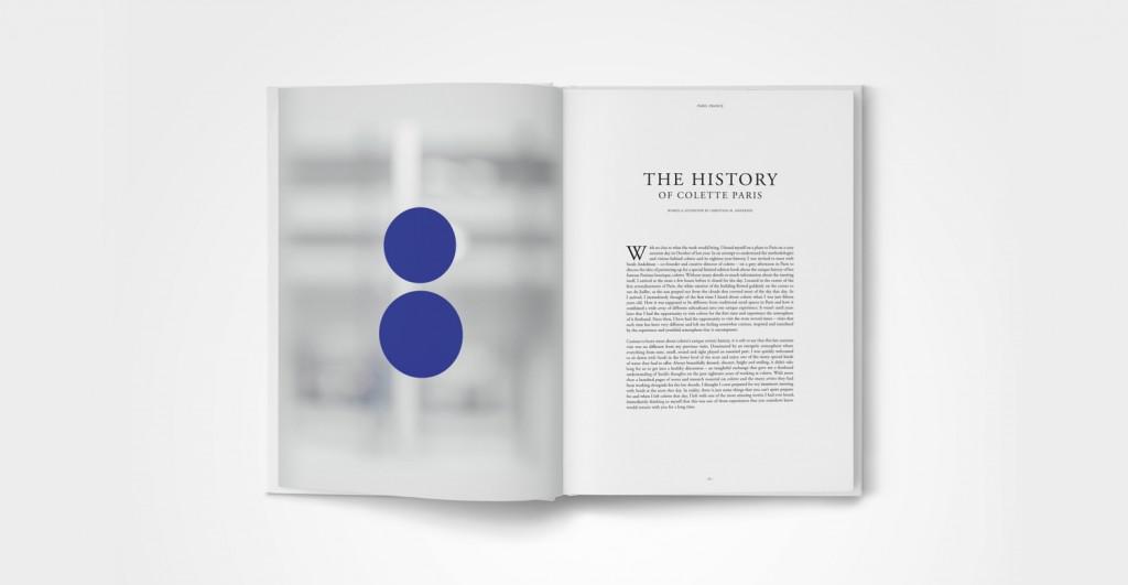 colette 聯合Creative Future 推出回憶錄書籍《About The History of colette》 12