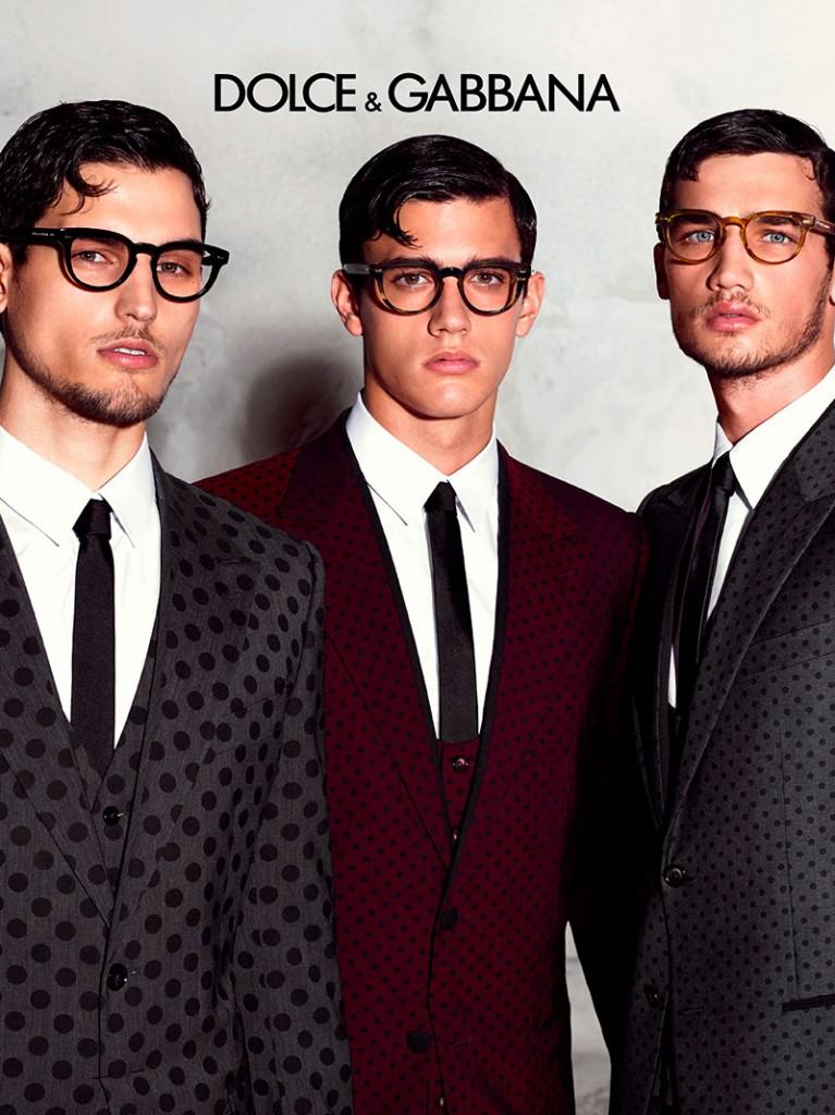 Dolce & Gabbana 2015 春夏Eyewear 系列造型特輯 3