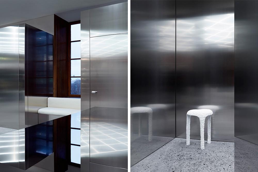 英國藝術家 Max Lamb 爲Acne Studios 斯德哥爾摩全新店鋪設計內飾 2